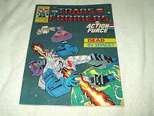 Transformers Comic Issue 159 April 1988