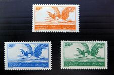 LEBANON 1946 Airmails SG321/3 Mounted Mint FP9153