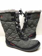 COLUMBIA Women's MINX MID II Omni Heat Wool Winter Boot Size 8.5