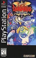 DARKSTALKERS THE NIGHT WARRIORS PS1 PLAYSTATION 1 DISC ONLY