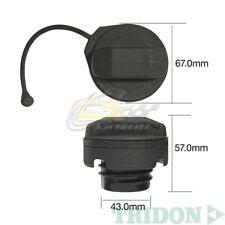 TRIDON FUEL CAP NON LOCKING FOR Volkswagen Golf IV 1.8T-GTi 98-04 1.8L TFNL240