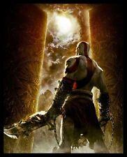 POSTER GOD OF WAR KRATOS 2 PLAYSTATION 3 PLASTIFICATO 2