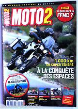 Moto 2 N°238; Yamaha XTZ 1200/ KTM Duke 690 R/ Ducati Monster 796/ Honda VT 750