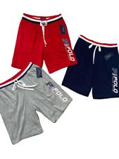 New Polo Ralph Lauren Men's Cotton Interlock Sleep Shorts