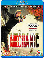 The Mechanic (Blu-ray, 2011) Free UK Delivery!!  **New / Sealed**