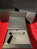 Gun Storage 9mm Hudson Firearms  EMPTY Boxes Embossed New Lot Of 3 May Fit Other