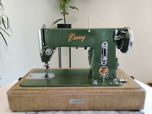 Vintage Viceroy Universal Semi Industrial Heavy Duty Electric Sewing Machine