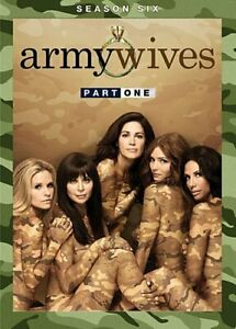 Army Wives Sixth Season Series 6 Part One 1 TV Show DVD NEW Catherine Bell Drama