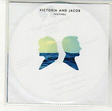 (EN244) Victoria And Jacob, Festival - 2013 DJ CD