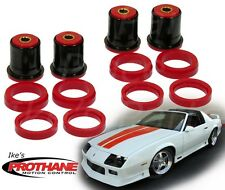 Prothane 7-226 Rear Control Arm Kit w/Shells-Polyurethane-Camaro/Firebird 82-02