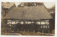 The Cat House Henfield Sussex Vintage RP Postcard 632b