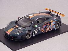 TrueScale TSM131815R McLaren MP4-12C GT3 #88, Barff 2012 24h Spa Car, Resin 1/18
