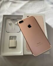 Paypal USED Apple iPhone 7 Plus 128GB Rose Gold - Factory Unlocked, Complete