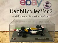 "DIE CAST "" WILLIAMS FW14B - 1992 NIGEL MANSELL "" FORMULA 1 COLLECTION 1/43"