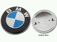 Sombrero/Boot Insignia Emblema BMW 82 Mm-Calidad OEM-E30 E36 E46 E60 3 5 7 Series