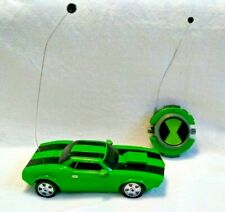 ⭐FREE SHIPPING⭐ Very Rare Ben 10 RC Remote Control Kevin's Car Works Great!