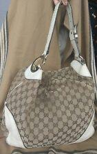 Authentic GUCCI CHARLOTTE Jacquard Hobo Handbag