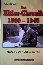Die Hitler-Chronik 1889-1945 Deutsch