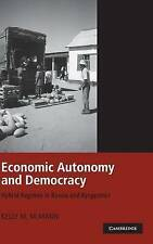 Economic Autonomy and Democracy: Hybrid Regimes in Russia and Kyrgyzstan, McMann