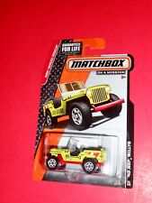 MATCHBOX '43 JEEP WILLYS LIFEGUARD MBX HEROIC RESCUE 94 OF 120 SHIPS FREE