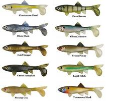 Berkley Havoc Gulp Sick Fish Jr Papa Soft Plastics Fishing Lures Powerbait Bream