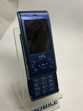 Sony Ericsson Walkman W595-Bleu (Débloqué) Téléphone portable