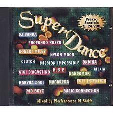 PIERFRANCESCO DI STOLFO DJ PANDA ALEXIA GIGI D'AGOSTINO ROBERT MILES CD USATO