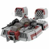 MOC Building Blocks Set for Star Wars AAC-1 Landspeeder Tank 590pcs Bricks Toys