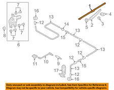 VW VOLKSWAGEN OEM 15-17 e-Golf Wiper-Rear Window Blade 5G6955427C