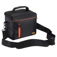 Shoulder Bridge Camera Case Bag For SONY Cyber-Shot DSC HX400V RX10 RX1 H300