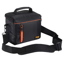 Waterproof Shoulder Mirrorless Camera Carry Case Bag For Canon EOS M10 M3 M5 M6