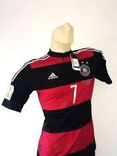 Fussball WM 2014 Schweinsteiger 7 Away Trikot Deutschland vs Brasilien Jersey