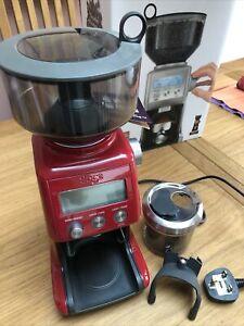 Heston Blumenthal Sage Smart Pro Coffee Bean Grinder