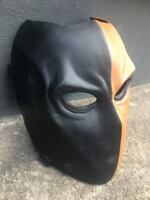 Custome Deathstroke Cosplay Airsoft Paintball BB Gun Full Face Mask Prop Helmet