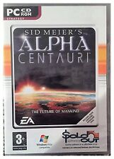 Sid Meiers Alpha Centauri & Alien Crossfire Pc Brand New Sealed Free US ShipNice