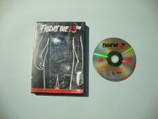 Friday the 13th - Part 1 (DVD, 1999, Checkpoint)