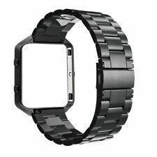 Simpeak 20FBBZ-B2 Replacement Band Strap for Fitbit Blaze Smartwatch - Black