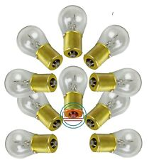 (10) 88-1129 bulb  6 Volts  Tail  Back up /Turns Single Contact