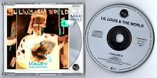 Lil Louis & The World Maxi-CD I CALLED U (But You Weren't There) 1989 EU-3-track