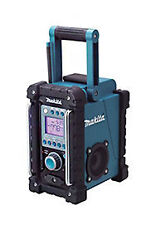 Makita tragbare Radios mit Digitalanzeige