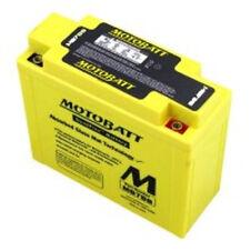 New MotoBatt MB7BB AGM Sealed QuadFlex Motorcycle Replacement  YB7B-B Battery