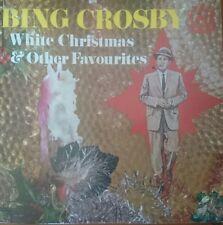 BING CROSBY-White Christmas & Other Favourites-LP-Summit Oz