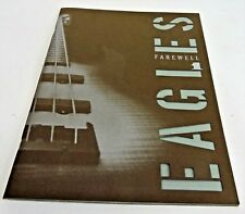 The Eagles 2003 Farewell 1 Tour Concert Program Tour Book