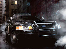 2008 Ford Crown Victoria Police Interceptor #2, Refrigerator Magnet