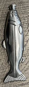 Fish Flask - metal