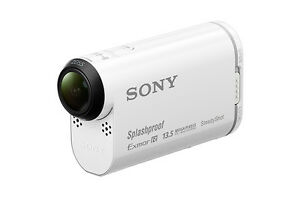 Sony POV Action Cam Camcorder -  White