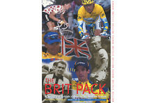 Brand New Cycling DVD,The Brit Pack, History of British Riders in Tour de France