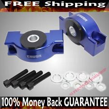 Blue Engine Torque Damper Kits for 1992-2000 Honda Civic EK EG 94-01 Integra