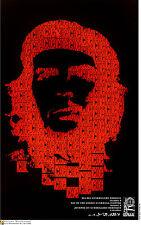 """Political Cuban POSTER""""Che Guevara""""Guerrillero Heroico.Cold War Revolution Art.7"""