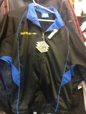 UMBRO PRO TRAINING JACKET LARGE OR SMALL mens at £18 rrp £39.99 POLYESTER